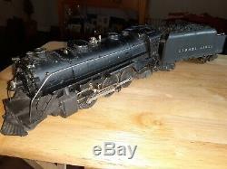 1947'S LIONEL O-SCALE TRAIN SET WITH ENGINE #224 & 5 cars Transformer & tracks