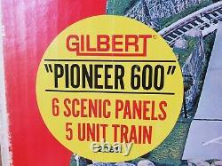 Ac Gilbert American Flyer All Aboard Train Set In Box #2 L72