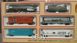Bachmann 00614 HO Scale Union Pacific Overland Limited EZ Track Train Set