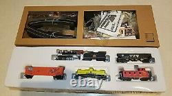 Bachmann 00626 Chattanooga Electric Train Set with E-Z Track HO Scale