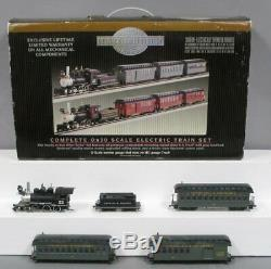 Bachmann 25002 On30 Colorado & Southern Passenger Train Set without Track & Trans