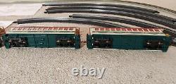 Bachmann 25018 Limited Edition On30 Train Set Northern Lights 2-6-0 + 14 tracks