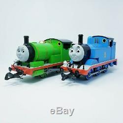 Bachmann G Scale Thomas & Friends Percy, Thomas, Annie & Trucks Train Set
