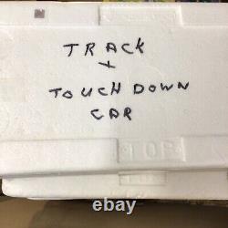 Bachmann HO Dallas Cowboys Train Set & Tracks Hawthorne Village 7 Boxes