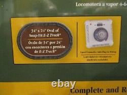 Bachmann N Scale Broadway Limited Prr Train Set Engine/3 Cars/track/power