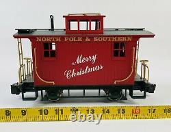 Bachmann Night Before Christmas G Scale Locomotive Train Set (No Track)