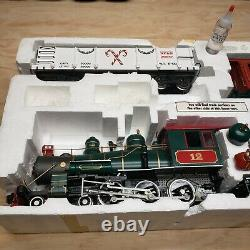 Bachmann Night Before Christmas READ DETAILS BELOW Large Scale 4 Train Set Track