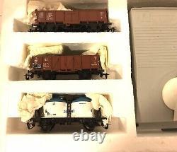 Berliner Bahnen TT (1120) Scale Train Set Missing Tracks OB