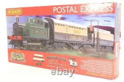 Brand New Hornby R1180 Postal Train Express Gauge Train Set R8206 Power Track