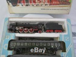 Circa 1966 Marklin Ho 3148 Express Train Set Engine-cars-track In Running Order