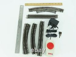 HO Scale Piko 96943 ICE 3 NS Passenger Train Starter Set with Track & Controller