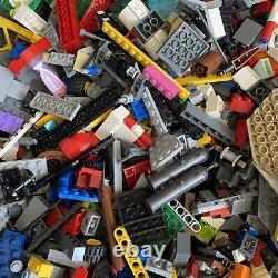 HUGE LEGO Assorted Job Lot Bundle City Castle Chima Train Tracks NO FIGS 17.5 KG