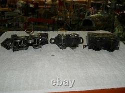 Hafner, BING, 3-Unit train set, w Accessories, Track