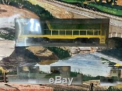 John Deere HO Scale Train Set with E-Z Track System Athearn 7th Series 2003 New