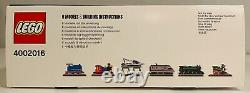 LEGO 4002016 50 Years on Track Exclusive Holiday Gift to Employees MINT