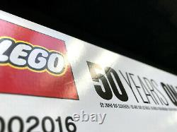 LEGO 4002016 50 Years on track, New, Collectible