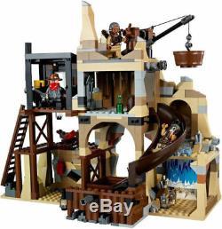 LEGO 79110 The Lone Ranger Silver Mine Shootout Waterfall Train Tracks BRAND NEW