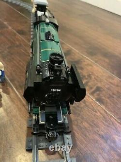 LEGO Emerald Night Set 10194 Motorised With Track Complete C2