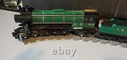 LEGO Emerald Night Train 10194 No Box With Instructions. Tracks included