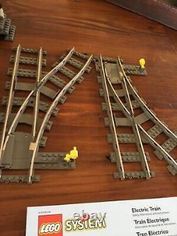 LEGO Express Train (4534) Plus Extra Tracks 90 Piece 9v Lot