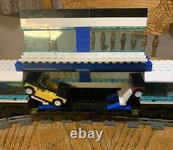 LEGO RAILWAY 4561 EXPRESS ELECTRIC TRAIN set No Box. Lego set 4561. All tracks
