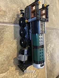 LEGO The Lone Ranger Constitution Train Chase Used Not Complete With 70+ Tracks