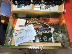LEGO Trains Railway Express (4561) and LEGO Express (4534) Plus Extra Tracks