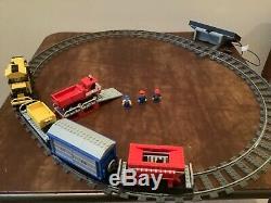 LEGO set #4564 Freight Rail Runner Train with Extra Track BULK SET