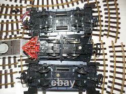 LGB 22301 Lake George & Boulder Passenger Train Set with Track and Transformer