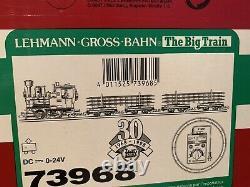 LGB Limited Edition 30th Anniversary Train Starter Set 73968 Track NEW IN BOX