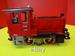 LGB THE FLORSHEIM SHOE G Scale Train Set Tracks Transformer VGC Untested Rare
