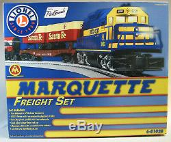 LIONEL Pere Marquette SET o gauge train no track transformer 6-81028 NIB NR DISC