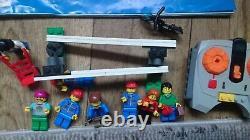 Lego 60051 City High Speed Train Set Extra Carriages, Track, Boxed, Joblot