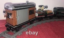 Lego 79111 The Lone Ranger Constitution Train Chase With Track