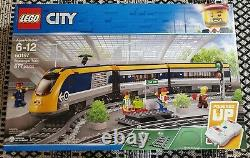 Lego City 60197 Passenger Train Set Powered Up+Tracks New NIB Box