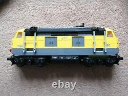 Lego City Cargo Train Set 7939 With Track Carriages & Extra Carriage From 60052