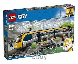 Lego City Passenger Train Track Railway 60197 BRAND NEW & SEALED rrp £120