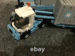 Lego Creator Maersk Train 10219 Box Pieces Power Function Track