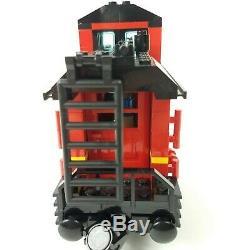 Lego My Own Train Set Bundle 10014 10015 3740 Track Controller Switchers Books