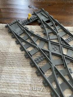 Lego Train 7996 Cross Track 60197/60198/60052/60098/60051/10194/7938/3677/7895