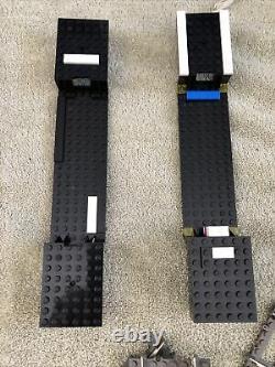 Lego Train Transformer Wheels Track Connectors 9 volt 9v Parts Huge Lot
