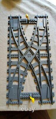 Lego train track 7996