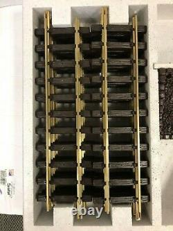 Lgb #19901 Train Track Set With Buffer Stop New In Box Free Shipping