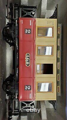 Lgb G Scale #23301 Train Set