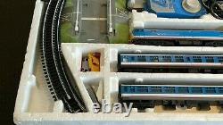 Lima Network SouthEast Class 47 Train Set with MK1 & MK2 Coaches Track & Control