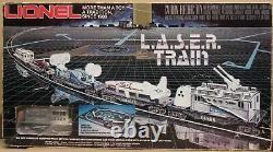 Lionel 1150 Laser Train Set COMPLETE withNEW TRACK DC ONLY