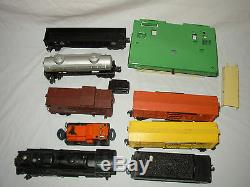 Lionel 2026 Engine Train Set & Cattle Yard, Track Gang Car Lot #u-5