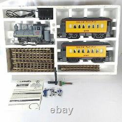 Lionel 8-81006 G Scale Union Pacific Limited Train Set Complete With Track&trans