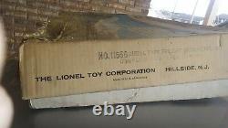 Lionel Electric Train Set No. 11560 Postwar Vintage In Original Box