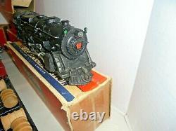Lionel O Gauge Postwar Vintage Train Set With Tracks